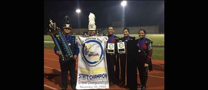 Congratulations Gahr High School! 2015 California State Band Champs!