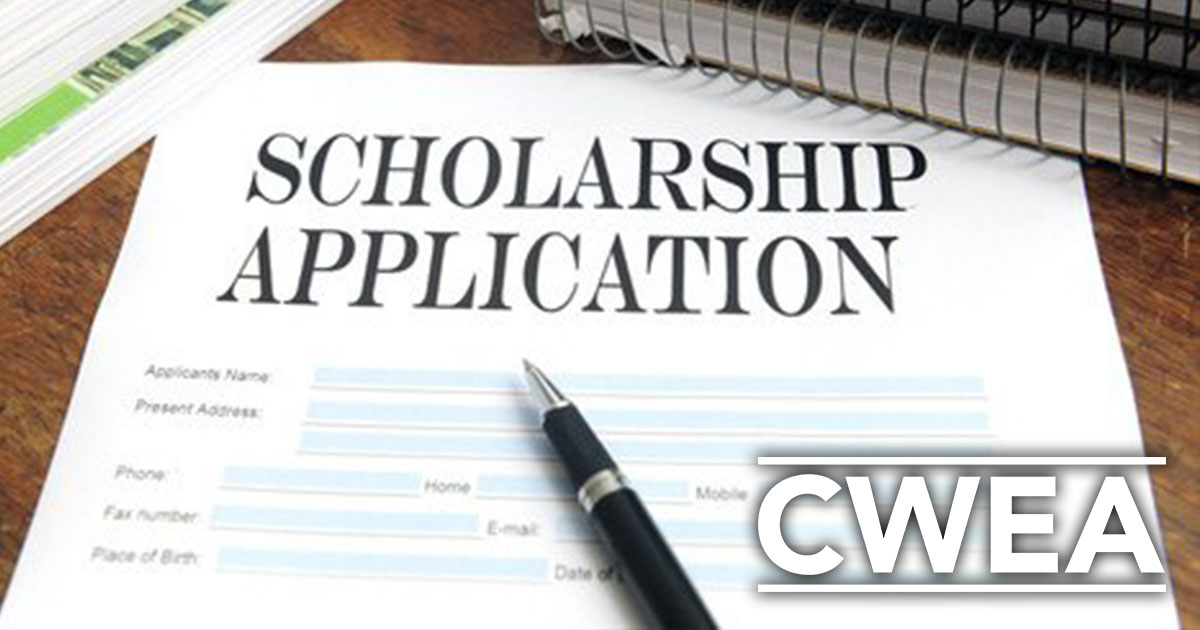 2019 Scholarship Applications Now Available