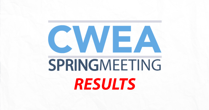 2018 Spring Meeting Election and Proposal Results