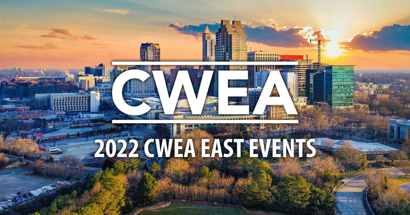 CWEA Brings Two Events to Eastern North Carolina