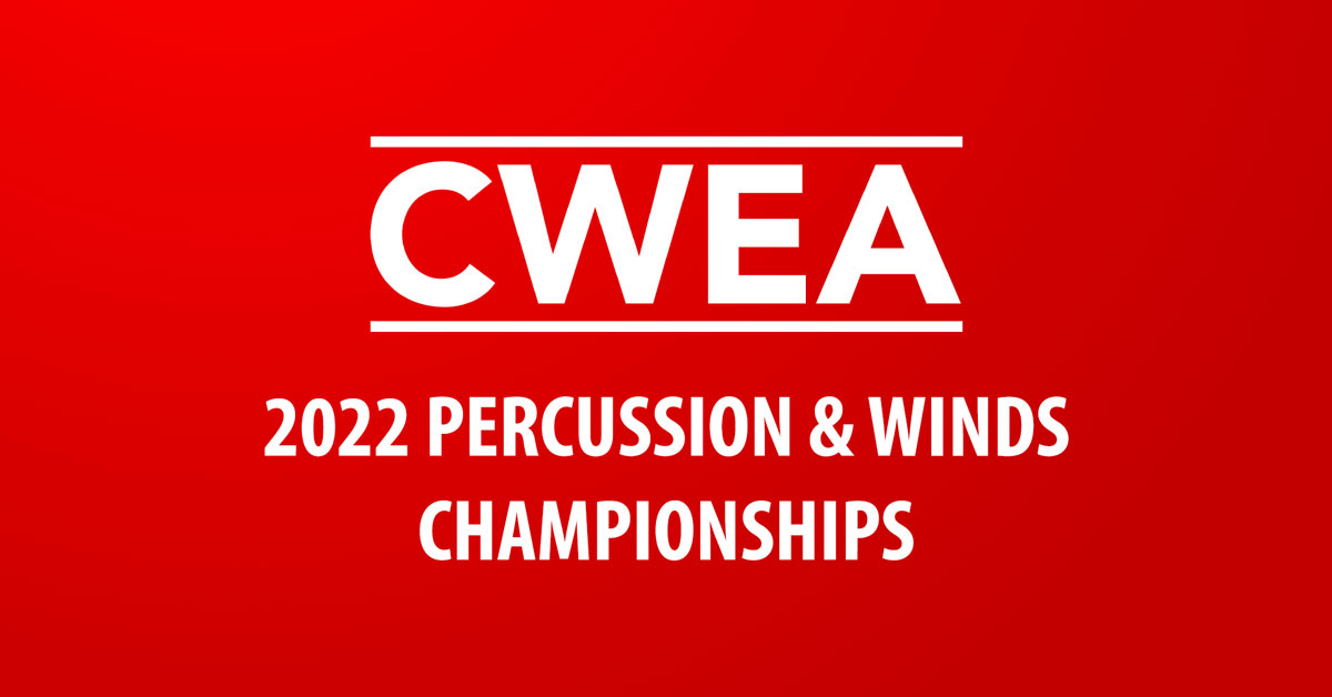 Changes to Percussion & Winds Championships in 2022 and Beyond
